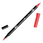 Feutre Tombow ABT - 856 - Rouge chinois