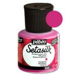 Peinture pour soie Setasilk 45 ml - 08 - Framboise