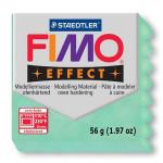 Pâte polymère Fimo Double Effect 56g - 506 - Vert jade