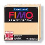 Pâte polymère Fimo Pro 85 g - 02 - Champagne
