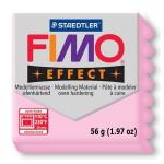 Pâte polymère Fimo Effect 56g - 205 - Rose pastel