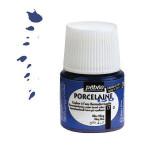 Peinture Porcelaine 150 45 ml - 17 - Bleu Ming