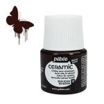 Peinture Céramic 45 ml - 18 - Brun rouge