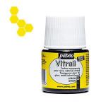 Peinture pour verre Vitrail 45 ml - 23 - Citron