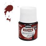 Peinture pour verre Vitrea 160 45 ml - 18 - Terre brune