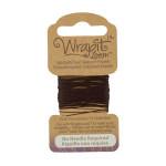 Fil de tissage pour bracelets Wrapit™ Loom - noir