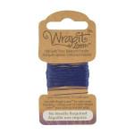 Fil de tissage pour bracelets Wrapit™ Loom - bleu