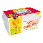 Peinture aux doigts Coffret Tactilcolor 5 x 40 ml