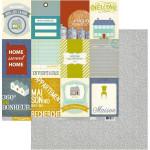 Recherche maison - Papier longère