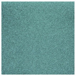 Papier pailleté turquoise 30x30cm