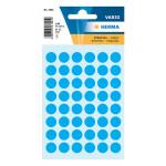 Etiquettes bleues 12 mm par 240