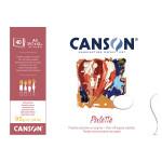 Palette pelable 29,7 x 42 cm 40 feuilles 95 g/m²