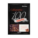 Livre Calligraphie 100 alphabets