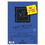 Bloc papier XL Media A4 300 g/m² - 30 feuilles