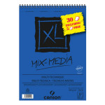 Bloc de papier XL Media A3 300 g/m²