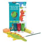 Gouache enfant Primacolor Set Dinosaures