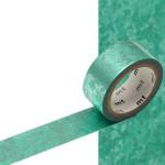 Masking Tape fab Green dust 15 mm x 3 m