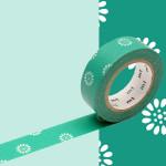 Masking Tape 1P Natsukusa 15 mm x 10 m