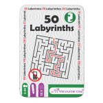 Jeu de voyage 50 cartes labyrinthes