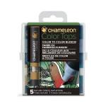 Embout Color Tops pour marqueur Chameleon 5 tons Nature