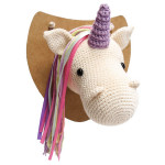Crochet Kit Elsa la licorne