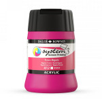 Acrylique Super-Fine System3 Sérigraphie 250 ml - Argent imit.