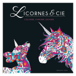 Illustrations à colorier Licorne & Cie