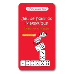 Jeu de voyage magnétique Dominos