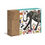 Puzzle Animaux thème Jungle