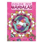 Album de coloriage Color Zen Mandala