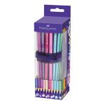 Crayon de couleur Sparkle Trousse 20 crayons + accessoires