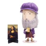 Figurine Léonard de Vinci