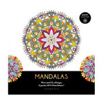 Carnet Happy coloriage Mandalas