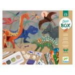 Coffret multi-activités Le monde des dinosaures