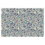 Papier italien 50 x 70 cm 85 g/m² Fiorentina Bleu