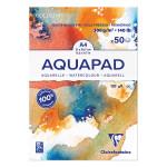 Carnet aquarelle Goldline Aquapad 300 g/m² A4 cm 50 Feuilles