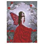 Broderie Diamant kit  expert Winter rose fairy